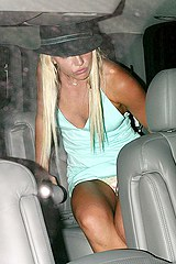 Britney thong picture